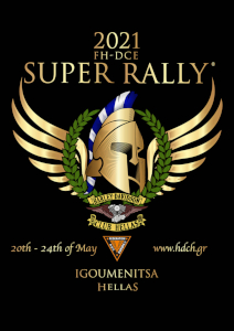 fhdce superrally 2021
